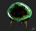 Metroid by Pookabay