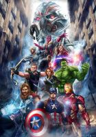 Age of Ultron by AgusSW