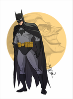 Batman Animated by AnthonyWall