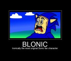 Blonic by smbmadman