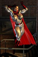 RGGC 2009 - Soviet Superwoman by robtbo