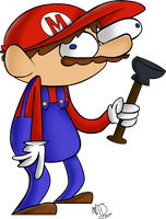 Mario by MDStudio1