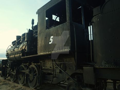 Engine No. 5 (2) by 17Fidelis75