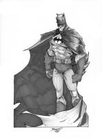 BATMAN for March of Dimes by rantz