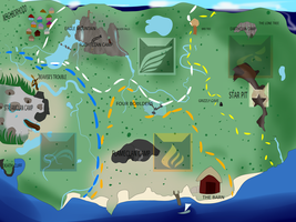 ANLW Territory map by chlckadee