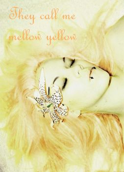Mellow Yellow by Pinupclassic