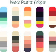 [ itasox palette adopts ] [ CLOSED ] by sockjuice