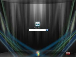 Vista logon on XP 3.5 by Nait0