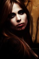 Vampire Beauty XII by SamBriggs