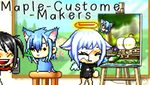 Maple-Custome-Makers [Contest Entry Icon] by HeavenlyMemories