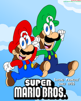 The Super Mario Bros. by LuigiStar445