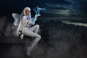 Storm cosplay by Gabardin