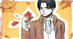Rivaille hates autumn? by hyokka