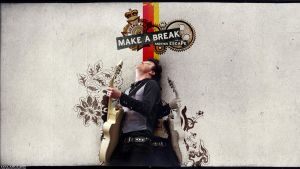 Make a Break by Amurrr