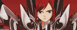 Erza Scarlet Signature by Elucidator18