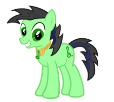 Trent Total Drama Pony by TwilighttsSparkless