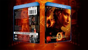 The Hunger Games Blu-ray by ToHeavenOrHell