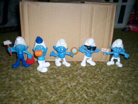 SMURFS 2 PICTURE 2 !!! by carl-88