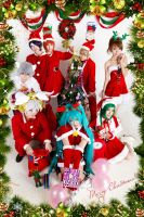 merry xmas gintama by 0066