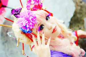 MF : .gira sama sheryl. by Cosmic-Decadence