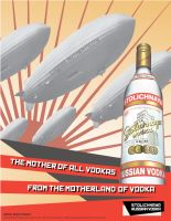 Stolichnaya Vodka by DamagedInnocence