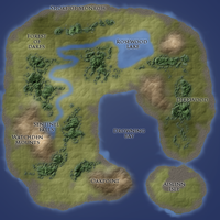 ~*~Island of Kythros~*~ free public map for FH by Axel-Rah