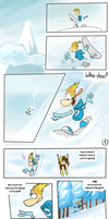 Rayman - Neocreation Day Fan Comic pages 1-4 by EarthGwee