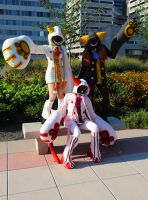 Otakon 2011 Tao 3 by DarkGyraen
