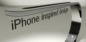 iPhone inspired lamp | iLamp by Ineray