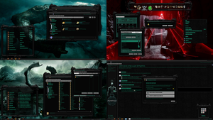 PROMETHEUS theme for windows 7 by ORTHODOXX67