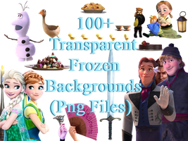 100+ Frozen Transparent Backgrounds (Download Png) by Simmeh