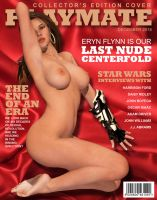 Glamour Girl is the Last Nude Centerfold by amazonarrow