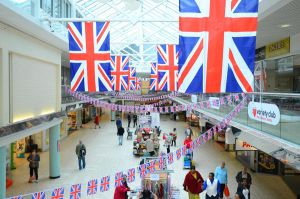 Merrion Centre Jubilee by MikeyHramiak