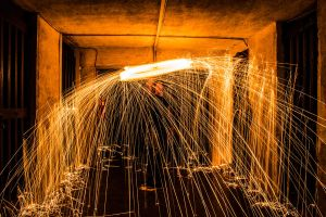 Steel Wool by Aeria-Gloriis