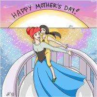 AriMel: Happy Mother's Day by Houkakyou