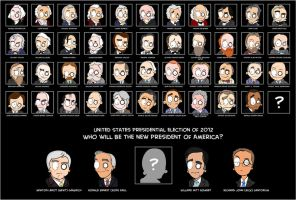 Who will be the new President of America by MRDeZign