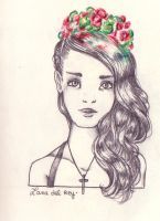 Lana Del Rey ? by AB-creations