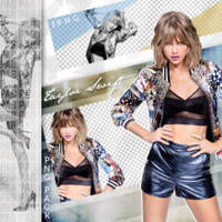 PNG Pack (42) Taylor Swift by CraigHornerr