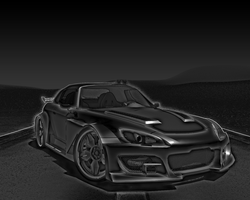 S2000 black by Lapsio