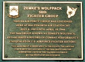 Wolfpack Plaque by plumpener