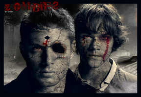 Winchester Zombies by inmany