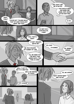 There Are No Wolves - Page 28 by hnkkorgris