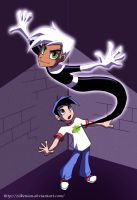 Danny Phantom by Zilkenian