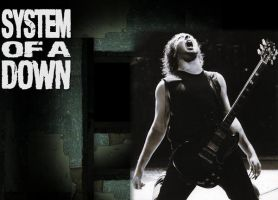 system of a down by systemofahedgehog