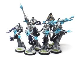 Forge World Eldar Shadow Spectres by jstncloud