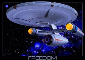 Freedom by Ptrope