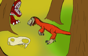 Triassic by Clawed-Artist