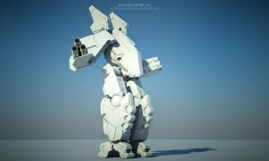 WIP: Mecha by sergiosoares