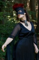 black Lace further away by eyefeather-stock