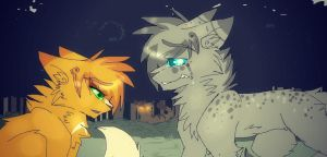 Ashfur, I just don't love you anymore by Ecliiipse